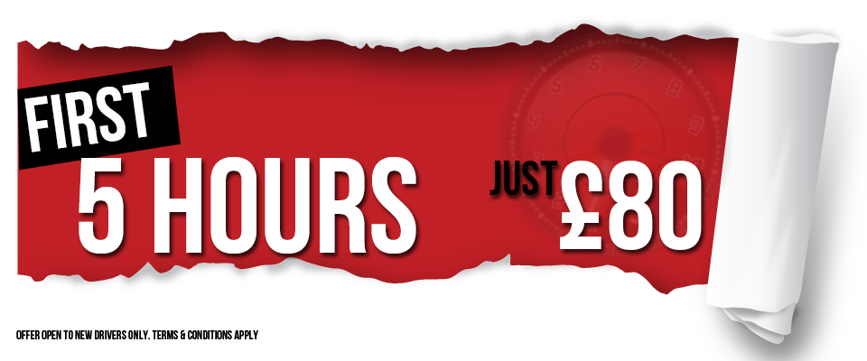 First 5 hours for £80