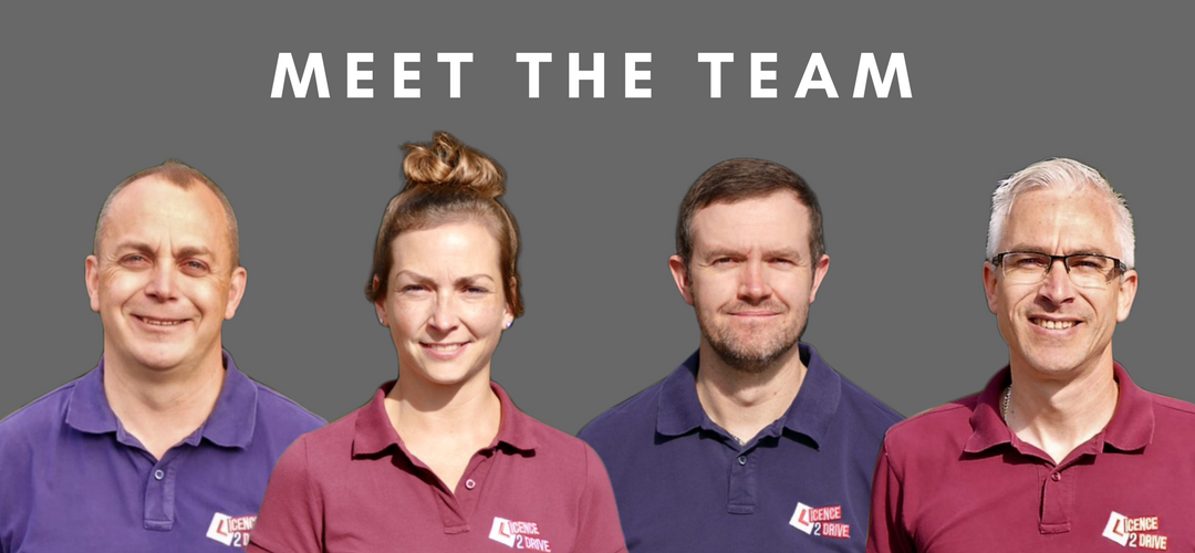 Meet The Licence2Drive Team
