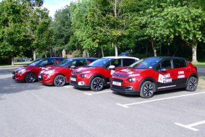 team cars