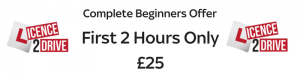 Complete Beginners Offer