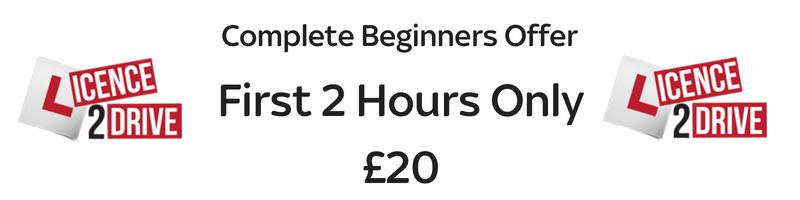 2 for £25 offer